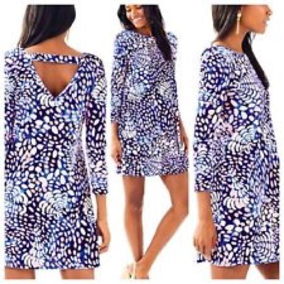 8cc0fa9c0961 Lilly Pulitzer Dresses | New Olive Dress In Beckon Blue | Poshmark
